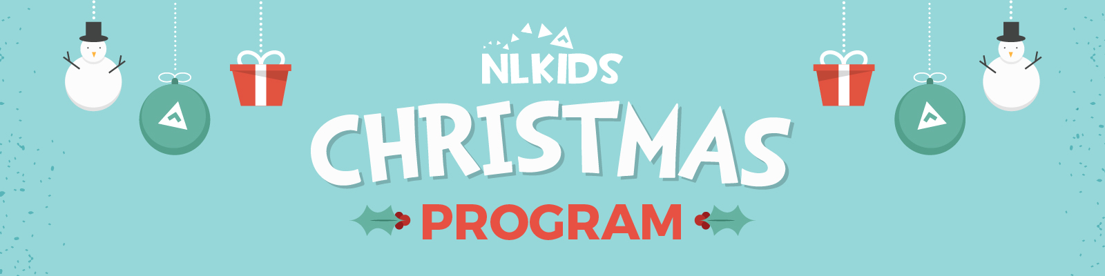NL Kids Christmas Program - New Life Church