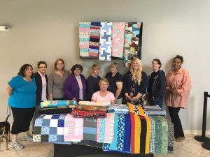 Photo of Quilting & Giving