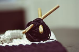 Photo of Crocheting & Other Yarn Work