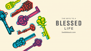 Photo of Keys to a Blessed Life